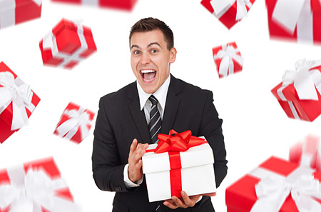Подарок на 23 февраля коллеге