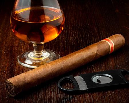 Алкоголь и табак в подарок